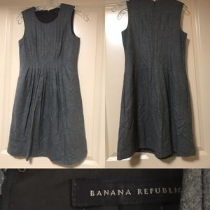 BR wool dress with pockets